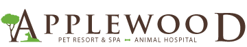 Applewood Pet Resort Logo